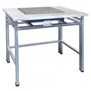 Table antivibratoire inoxydable - Devis sur Techni-Contact.com - 1