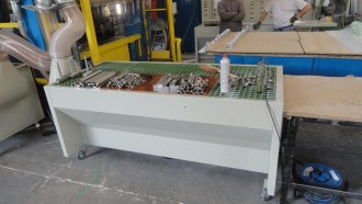 Table aspirante industrielle frontale ou périphérique - Devis sur Techni-Contact.com - 6