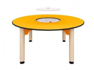 Table avec cloche - Devis sur Techni-Contact.com - 1