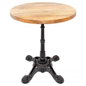 Table avec plateau en bois pour restaurant - Devis sur Techni-Contact.com - 2