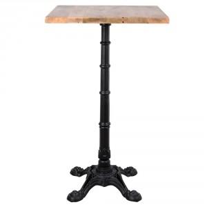 Table avec plateau en bois pour restaurant - Devis sur Techni-Contact.com - 3