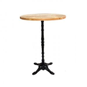 Table avec plateau en bois pour restaurant - Devis sur Techni-Contact.com - 4