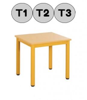 Table basic pour crèche - Devis sur Techni-Contact.com - 1