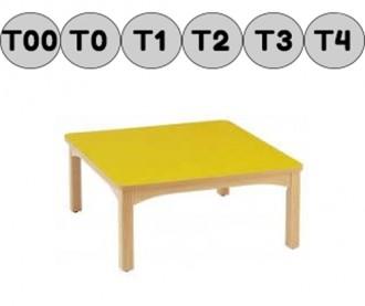 Table basic pour crèche - Devis sur Techni-Contact.com - 2