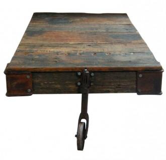 Table basse de style industriel - Devis sur Techni-Contact.com - 3