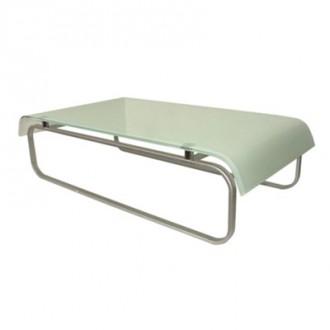 Table basse en verre sablé - Devis sur Techni-Contact.com - 1