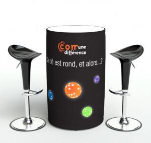 Table basse gonflable 60 cm - Devis sur Techni-Contact.com - 1
