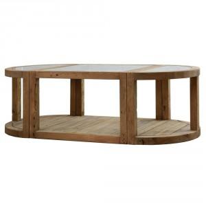 Table basse rustique - Devis sur Techni-Contact.com - 10