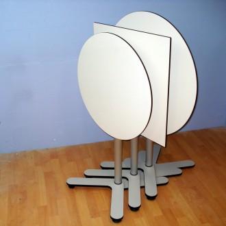 Table bistrot pliante - Devis sur Techni-Contact.com - 4