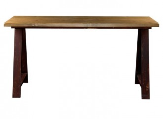Table bois style industriel - Devis sur Techni-Contact.com - 1