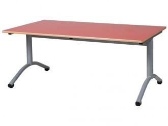 Table cantine dégagement latéral - Devis sur Techni-Contact.com - 1