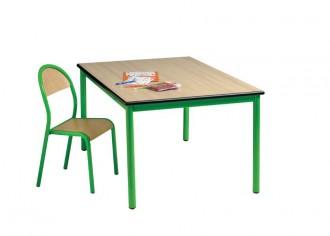 Table cantine fixe - Devis sur Techni-Contact.com - 1