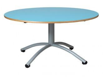 Table cantine piétement central - Devis sur Techni-Contact.com - 1