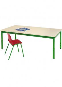 Table cantine réglable pour scolaire - Devis sur Techni-Contact.com - 2