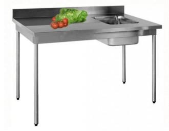 Table chef inox - Devis sur Techni-Contact.com - 1