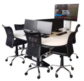 Table collaborative avec écran - Devis sur Techni-Contact.com - 3