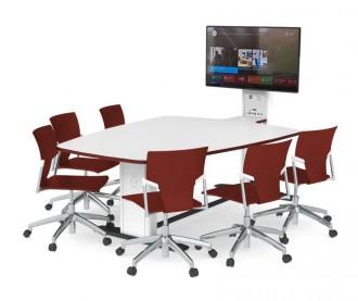 Table collaborative avec écran - Devis sur Techni-Contact.com - 5