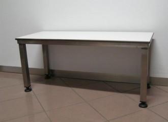 Table d'atelier en inox - Devis sur Techni-Contact.com - 1