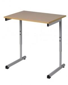 Table d'école réglable - Devis sur Techni-Contact.com - 1
