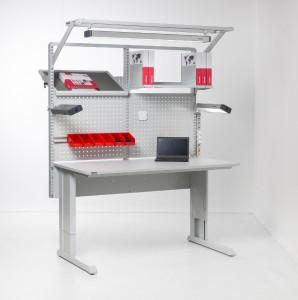 Table d'emballage avec système de calage - Devis sur Techni-Contact.com - 1