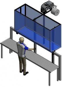 Table d'emballage avec système de calage - Devis sur Techni-Contact.com - 3