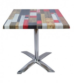 Table d'extérieur avec motif - Devis sur Techni-Contact.com - 3