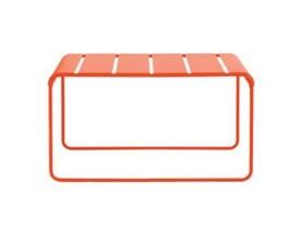 Table de bistrot acier - Devis sur Techni-Contact.com - 1