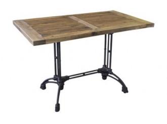 Table de bistrot acier - Devis sur Techni-Contact.com - 3