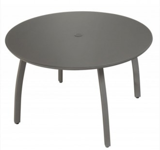 Table de bistrot acier - Devis sur Techni-Contact.com - 4