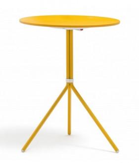 Table de bistrot acier - Devis sur Techni-Contact.com - 5