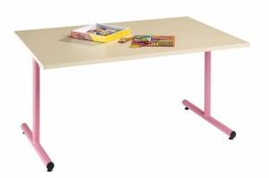 Table de cantine réglable - Devis sur Techni-Contact.com - 2