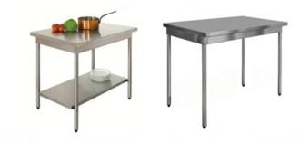 Table de cuisine démontable - Devis sur Techni-Contact.com - 1