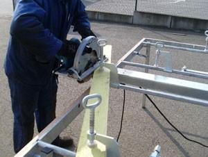 Table de découpe manuelle - Devis sur Techni-Contact.com - 2