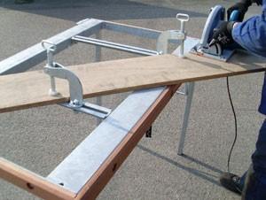 Table de découpe repliable - Devis sur Techni-Contact.com - 2