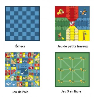 Table de jeux - Devis sur Techni-Contact.com - 3