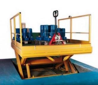 Table de levage double ciseaux verticaux - Devis sur Techni-Contact.com - 2