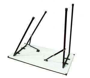 Table de ping pong 90 x 45 - Devis sur Techni-Contact.com - 3