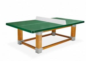 Table de ping pong pour extérieur - Devis sur Techni-Contact.com - 1