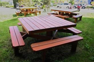 Table de plein air pour repas - Devis sur Techni-Contact.com - 3