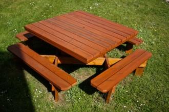 Table de plein air pour repas - Devis sur Techni-Contact.com - 4