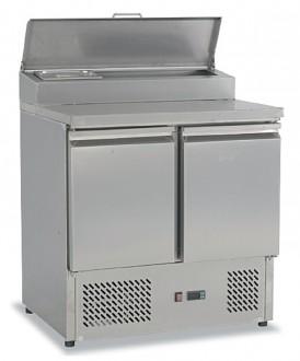 Table de préparation à pizza - Devis sur Techni-Contact.com - 2