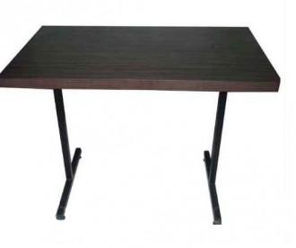 Table de restaurant avec plateau stratifié - Devis sur Techni-Contact.com - 1
