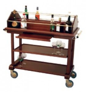 Table de service en bois  - Devis sur Techni-Contact.com - 2