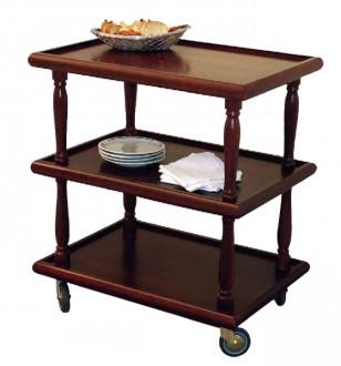 Table de service en bois - Devis sur Techni-Contact.com - 1