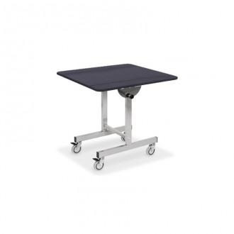 Table de service roulante carrée - Devis sur Techni-Contact.com - 1