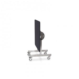 Table de service roulante carrée - Devis sur Techni-Contact.com - 2
