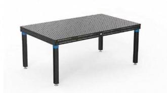 Table de soudure avec alésages 28 mm - Devis sur Techni-Contact.com - 2