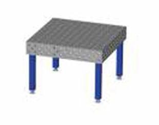 Table de soudure avec alésages 28 mm - Devis sur Techni-Contact.com - 3
