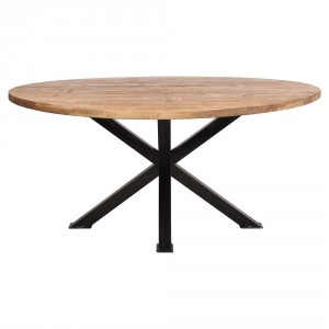 Table de style contemporain et industriel - Devis sur Techni-Contact.com - 1
