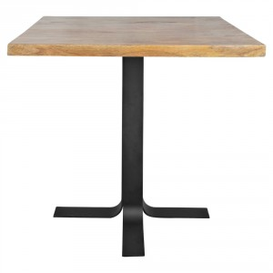 Table de style contemporain et industriel contract - Devis sur Techni-Contact.com - 1